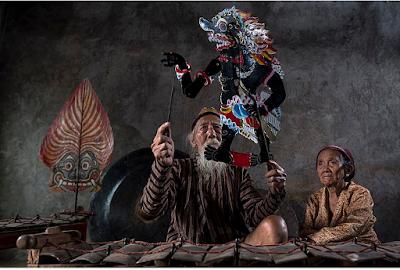 Pertunjukan Wayang, Foto : Wikipedia
