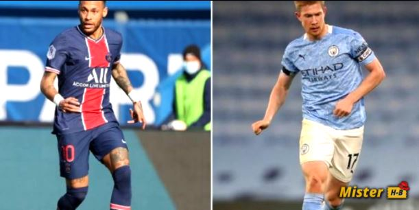 LDC 2021: On which channel to watch PSG - Manchester City?