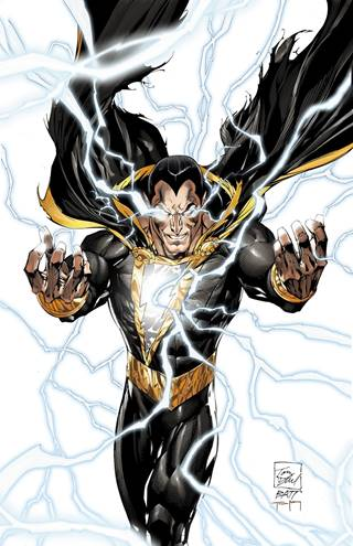 Black Adam cómic