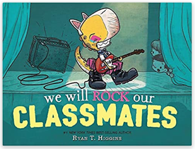 We Will Rock Our Classmates - back to school read aloud