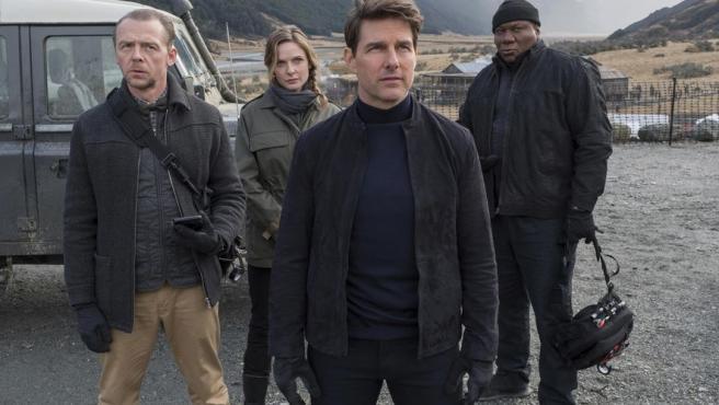Mision imposible 7 y Top Gun Maverick se estrenarán en Paramount + solo 45 días despues de sus estreno en cines