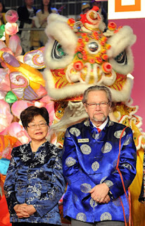 Richmond MP Alice Wong and Burnaby-Lougheed MLA Harry Bloy