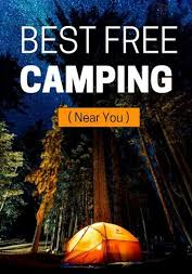 best free campgrounds