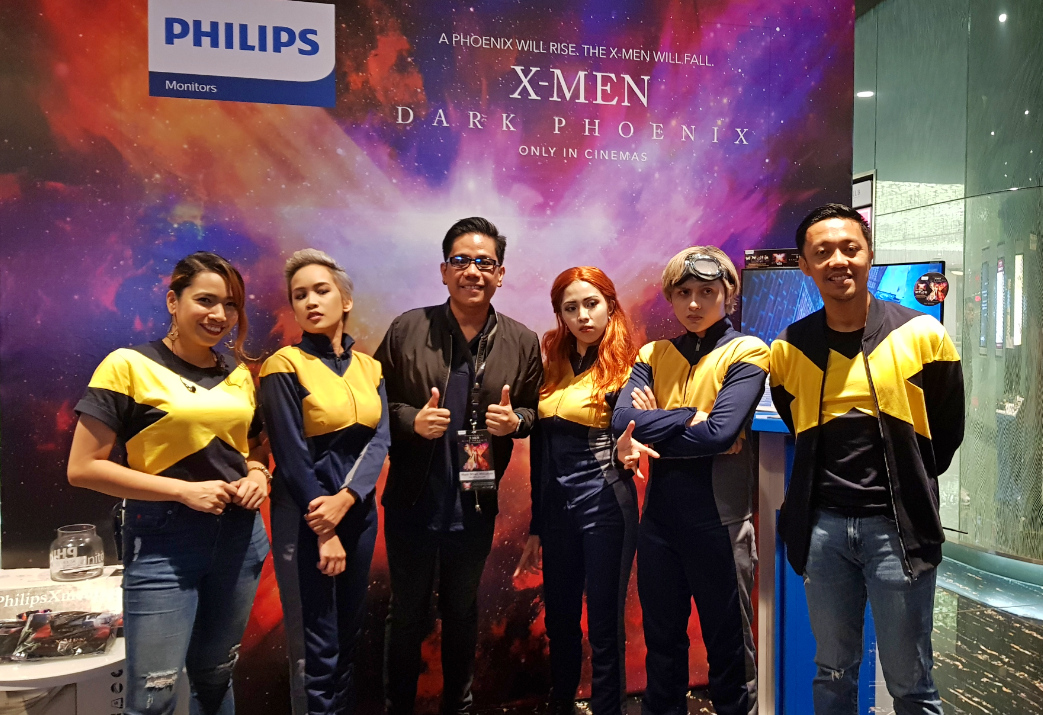 Philips X-Men Dark Phoenix