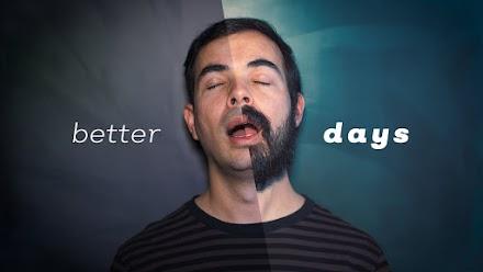 Joaquin Baldwins Timelapse zeigt das Wachsen seiner Gesichtsbehaarung während er Better Days singt | Epicness pur