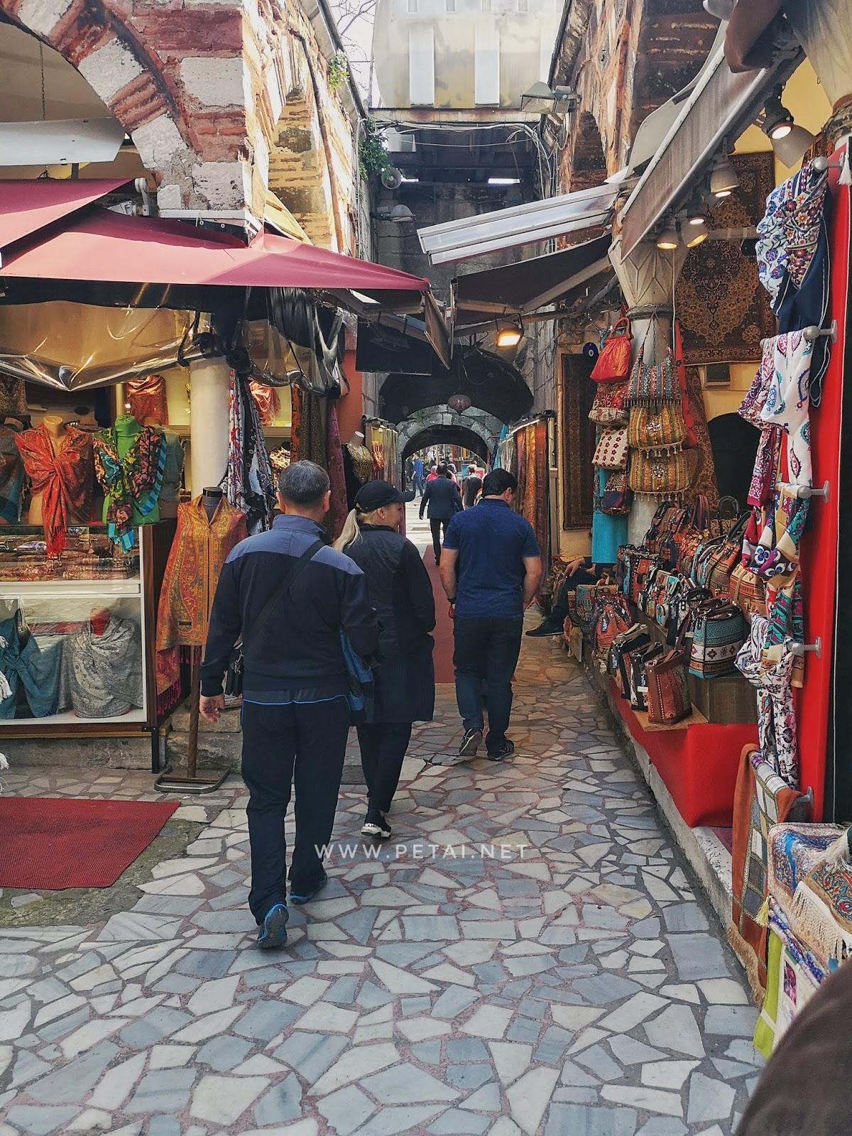 15 Perkara Yang Saya Lihat Dari Jalanan Istanbul 10