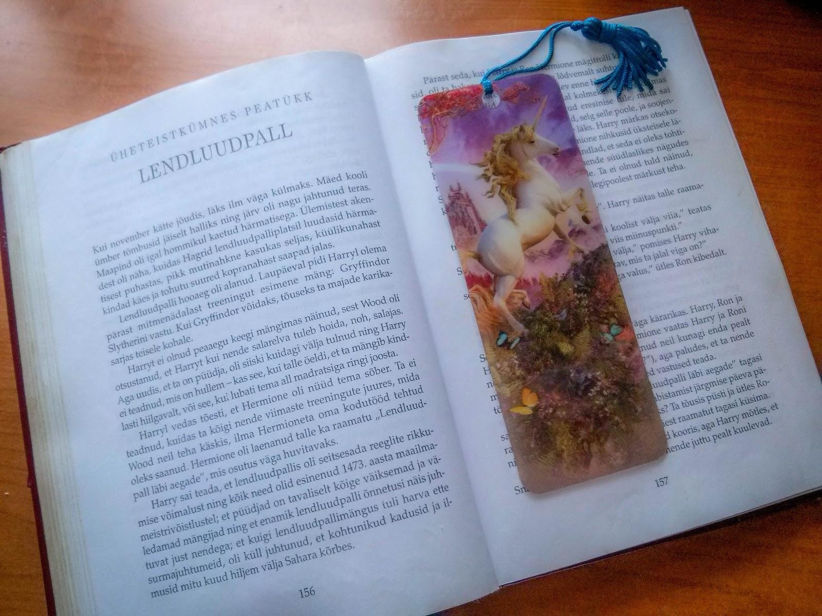 c63c877d685 Raamatuarmastus: J. K. Rowling. Harry Potter ja tarkade kivi