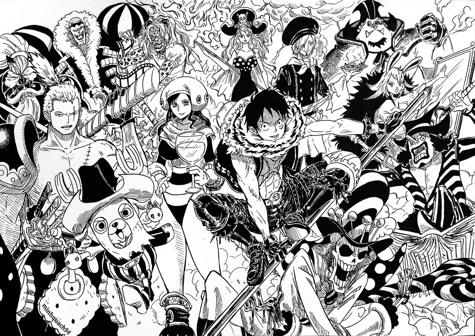 One Piece Chapter 885-4
