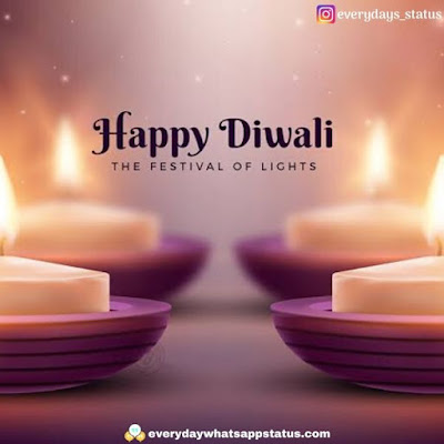 diwali 2017 |Everyday Whatsapp Status | UNIQUE 50+ Happy Diwali Images HD Wishing Photos
