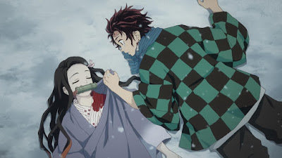 Demon Slayer: Kimetsu no Yaiba First Episode