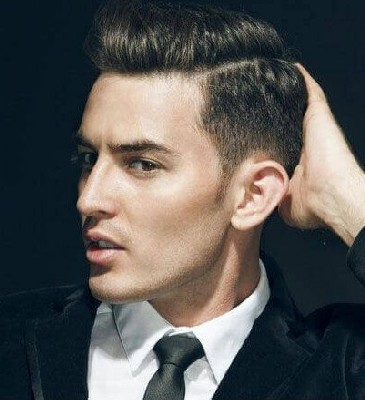 model rambut pria klasik