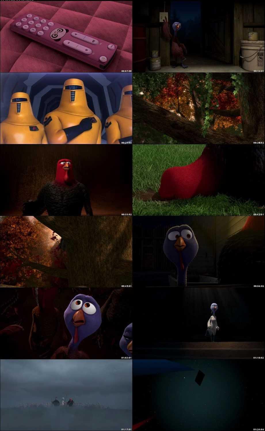 Free Birds (2013) Screenshots