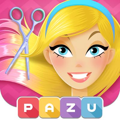 Girls Hair Salon – Hairstyle makeover kids games (MOD, Unlimited Money)