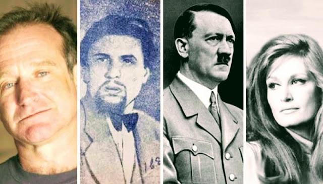 تاريخ انتحار المشاهير