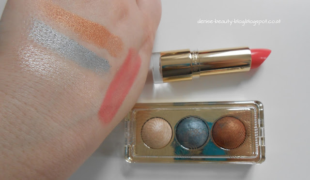 Catrice - Pulse of Purism LE - Swatches