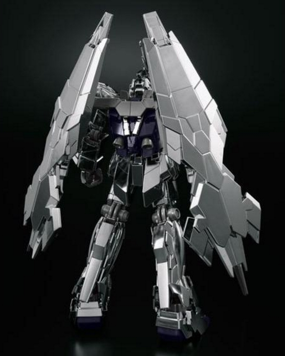 P-Bandai: HGUC 1/144 Unicorn Gundam Phenex Type RC [Unicorn Mode] Silver Coating Ver. - Release Info