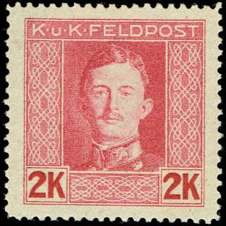 Feldpost Karl I 2K