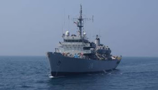 IN participated in Naval Exercise with the EU Naval Force