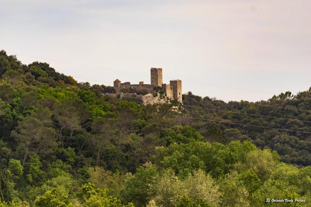 Castillo de Tornac, Anduze - Francia, por El Guisante Verde Project
