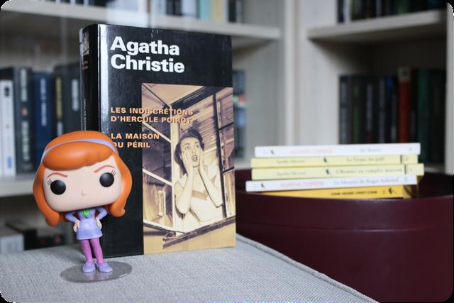 La Maison du Péril d'Agatha Christie