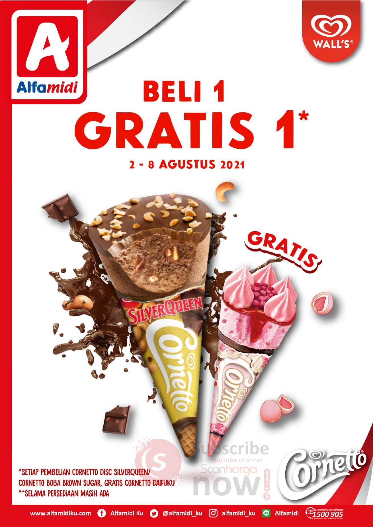 ALFAMIDI Promo MERDEKA WALL'S - Beli 1 Gratis 1 2