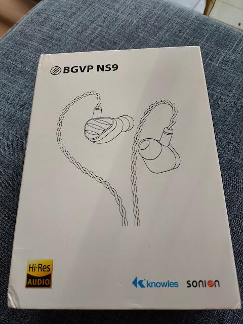 BGVP NS9 可換調音管2動圈7動鐵高音質 圈鐵入耳式機 - 2