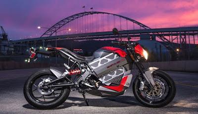 motor Victory Empulse TT