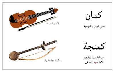 الفرق بين الكمان والكمنجة