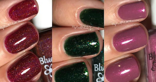 Blue Eyed Girl Lacquer: The Indie Shop Atlanta Exclusives