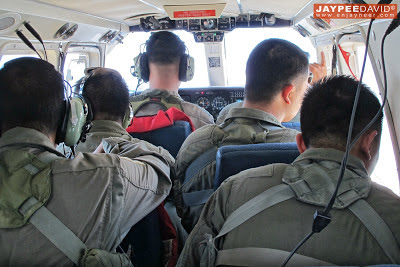 Naval Aviator Training Squadron NATS, Naval Air Group, Philippine Navy, Sangley Point Naval Air Base, Cavite, Britten-Norman Islander
