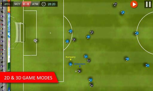 Mobile Soccer League APK MOD