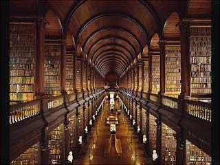 Biblioteka Kolegium Świętej Trójcy ( trinity)