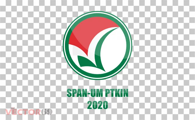 Logo SPAN-UM PTKIN 2020 - Download Vector File PNG (Portable Network Graphics)