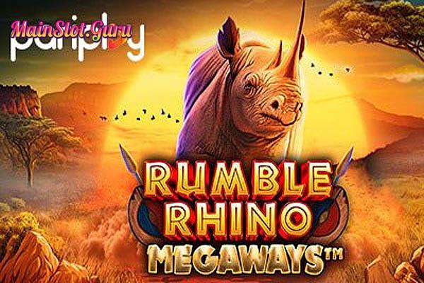 Main Gratis Slot Demo Rumble Rhino Megaways Pariplay