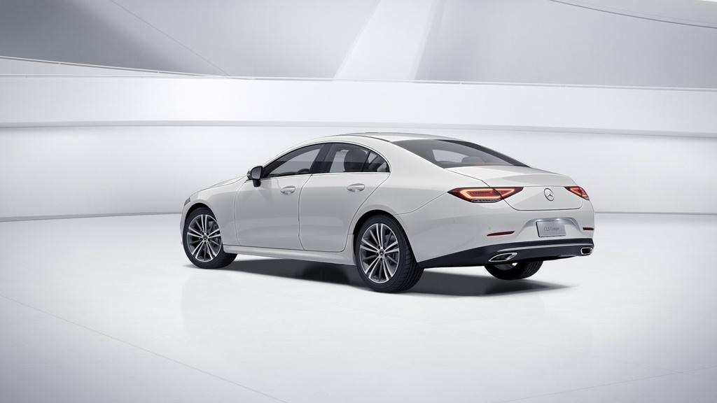 Mercedes-Benz ra mắt CLS 260 2020 cho thị trường Trung Quốc