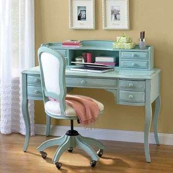 chic office desk shabby chic a desk at which to write i shabby chic 13529