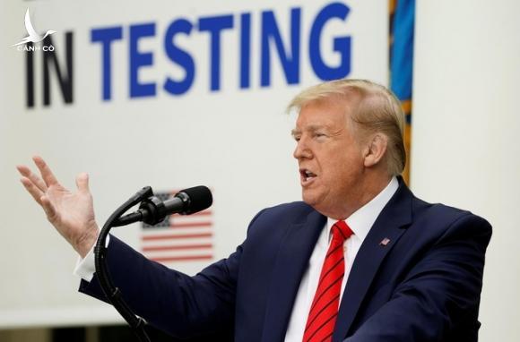 Ông Trump bác bỏ đàm phán lại thoả thuận thương mại với Trung Quốc