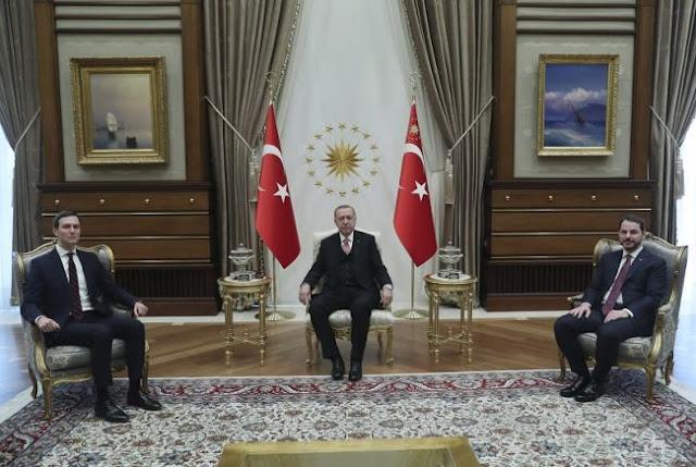 Πίσω από τη σχέση Τραμπ-Τουρκίας: Οι τρεις γαμπροί της εξουσίας