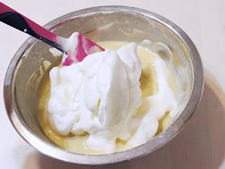 香蕉雪芳蛋糕