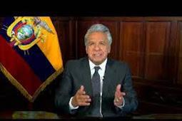 Inilah Pidato Presiden Ekuador, Lenin Moreno Garcés di Debat Umum PBB ke 75