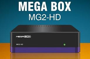 MEGABOX NOVA ATUALIZAÇÃO - MEGABOX-MG2