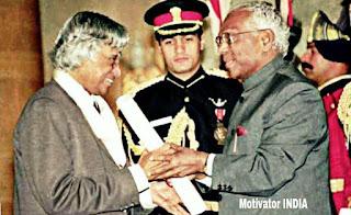 bharat ratna awarded winner a p j abdul kalam