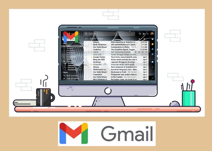 Gambar Kursus Gmail