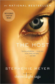 book cover of The Host by Stephenie Meyer, image used with permission from bn.com