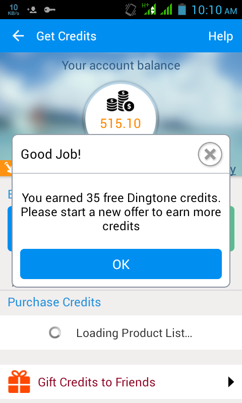 How to Earn Free Credits by Completing an Offer | Dingtone Blog
