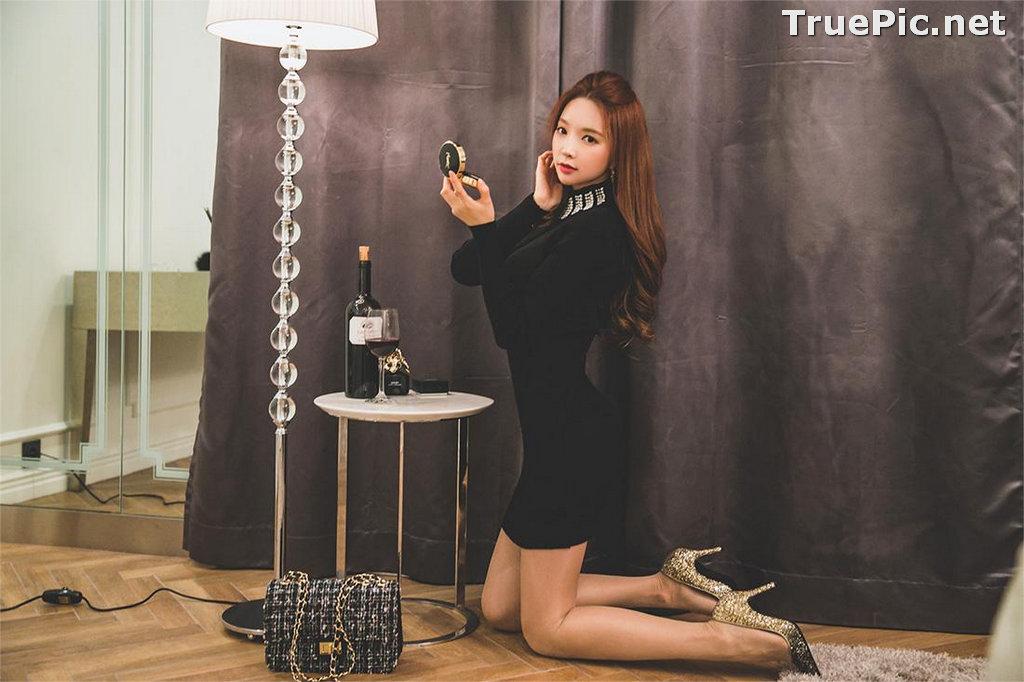 Image Korean Beautiful Model – Park Soo Yeon – Fashion Photography #12 - TruePic.net - Picture-57