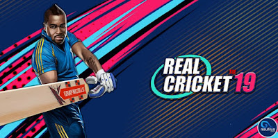 Real Cricket 19 Apk + Mod (Unlocked) + Data for Android