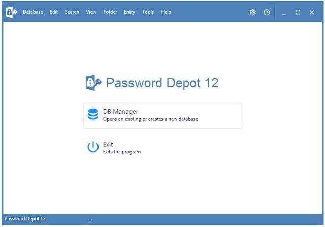 Screenshot Password Depot 12.0.9.0 Full Version
