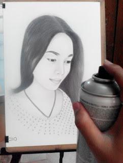 ฝึกวาดภาพเหมือนคนด้วยเทคนอคง่ายๆ