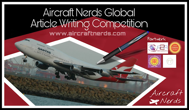 Aircraft Nerds Global Article Writing Competition